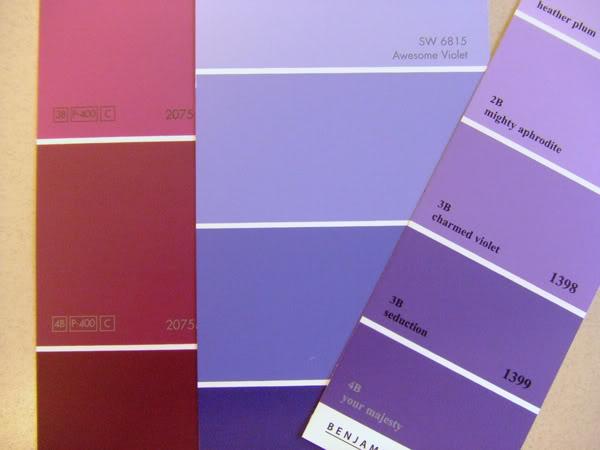 Purple Colors 1